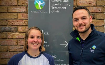 PODCAST: Chris @ The Injury Clinic | Ep11 Burn, Build and Balance Podcast
