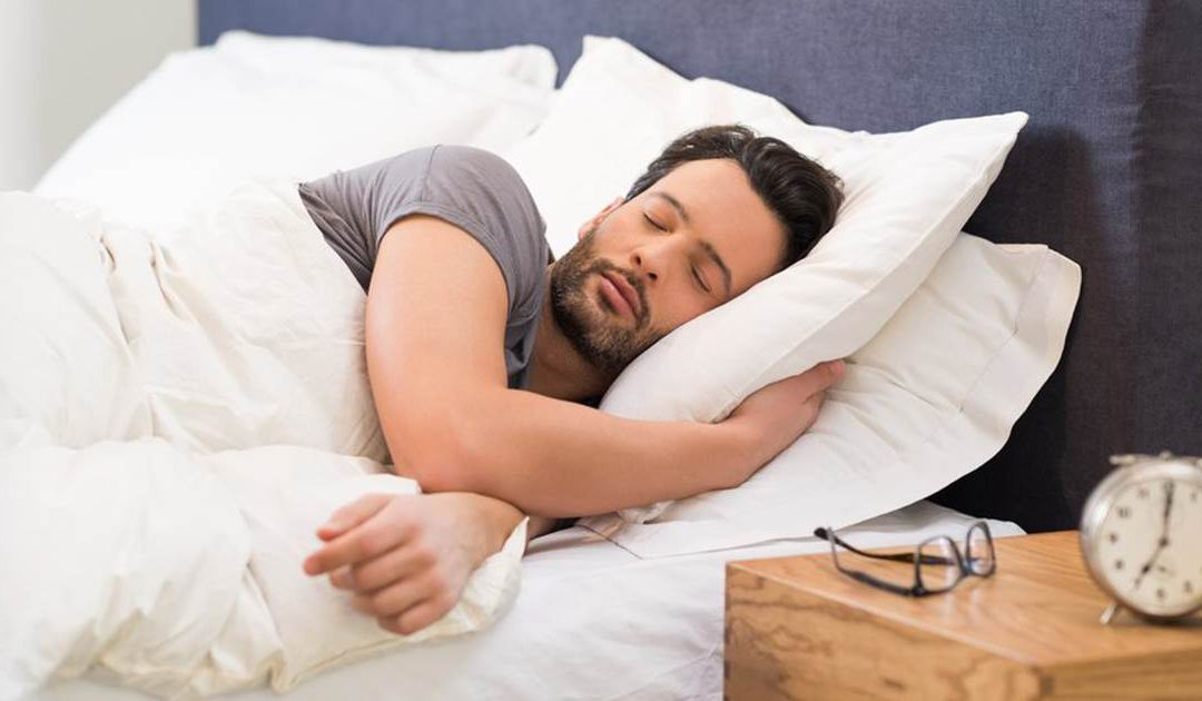 Could Sleep Be The Missing Link In Your Recovery?
