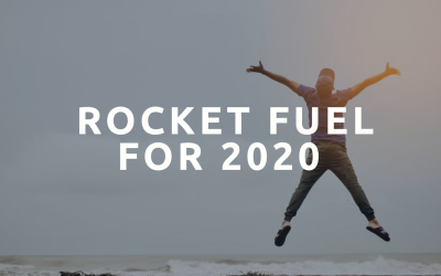 Rocket Fuel For Life, Health and Wellbeing in 2020