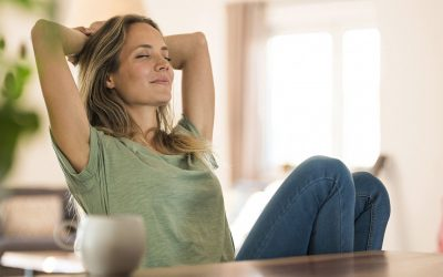 Conquer stress levels to beat back pain