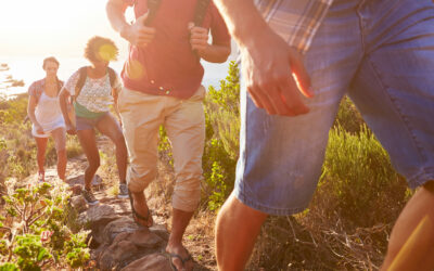 Top tips for walking further and longer whilst avoiding injury